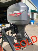 "1999 Johnson 200 HP V6 Carbureted 2 Stroke 20"" Outboard Motor"