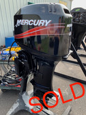 "1999 Mercury 40 HP 3 Cylinder Carbureted 2 Stroke 20"" Outboard Motor"