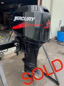 "2000 Mercury 40 HP 3 Cylinder Carbureted 2 Stroke 20"" (L) Outboard Motor"