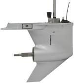 "New OEM Mercury/Quicksilver TorqueMaster I V6 ProXS 3.0L Standard Rotation 20"" (L) Lower Unit"