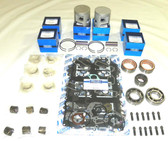 New Yamaha 200-250 HP V6 76° Dish Top EFI Powerhead Rebuild Kit [1994-2005]