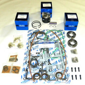 New Mercury/Mariner 50-60/70 HP 3-CYL Powerhead [1977-1990] Rebuild Kit