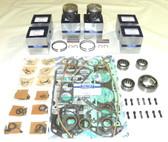 New Mercury/Mariner 135-150 HP 2.0L 6-CYL Powerhead [1992-1999] Rebuild Kit