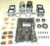 New Mercury/Mariner 175 HP 2.5L SportJet Carbureted Powerhead Rebuild Kit