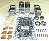 New Mercury/Mariner 200-250 HP 3.0L Carbureted/EFI Powerhead Rebuild Kit [2003-2008]