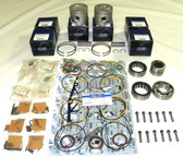 New Mercury/Mariner 200/225 HP 3.0L V6 OptiMax Powerhead Rebuild Kit [2003-2004]