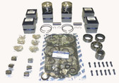 New Johnson/Evinrude 3.3L E-TEC 6-CYL Powerhead Rebuild Kit
