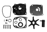 New Aftermarket Johnson/Evinrude 50-75 HP 3-CYL Water Pump Kit  [1979-2001, Replaces 432955]