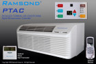 Ramsond 15000 BTU PTAC + 5 KW ELECTRICAL HEAT