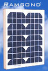 RAMSOND 10 WATT MONO CRYSTALLINE PV SOLAR PANEL