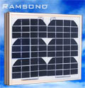 RAMSOND 5 WATT MONO CRYSTALLINE PV SOLAR PANEL