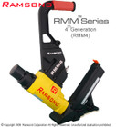 Ramsond RMM4 2-in-1 Combination Hardwood Flooring Nailer & Stapler