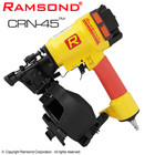Ramsond CRN45 Coil Air Roofing Nailer