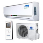 Ramsond Model 37GWX (230V) 12500 BTU 16.7 SEER  Mini Split Ductless Air Conditioner with Heat Pump