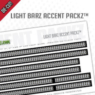 Light Barz Accent Packz