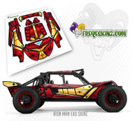 Axial EXO Iron Man Theme sKinz