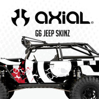 Axial G6 Jeep sKinz