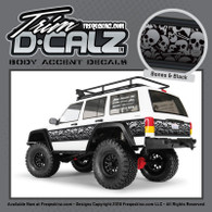 Axial 2000 Jeep Side Trim-D-Calz