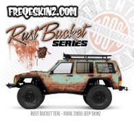 Rust Bucket Axial Cherokee sKInz