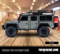 TRX4 Landrover PRIMER Series sKinz