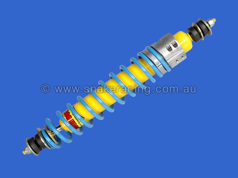 LandCruiser 40/45 RTC Steering Damper - Power Steer - Snake Racing
