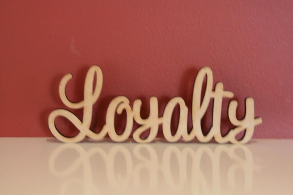 words short essay on loyalty loyalty