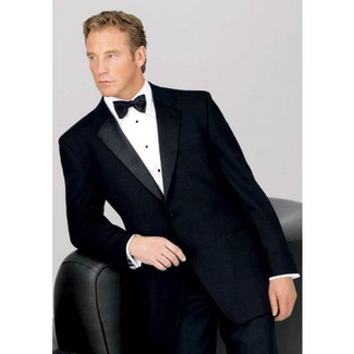 Neil Allyn 2 Button Tuxedo