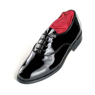 Barclay Jazz Oxford  Tuxedo Shoes