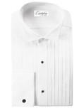 Roma Wingtip Tuxedo Shirt by Cristoforo Cardi