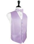 Lavender Tuxedo Vest