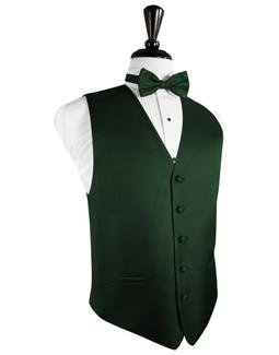 Hunter Herringbone Tuxedo Vest