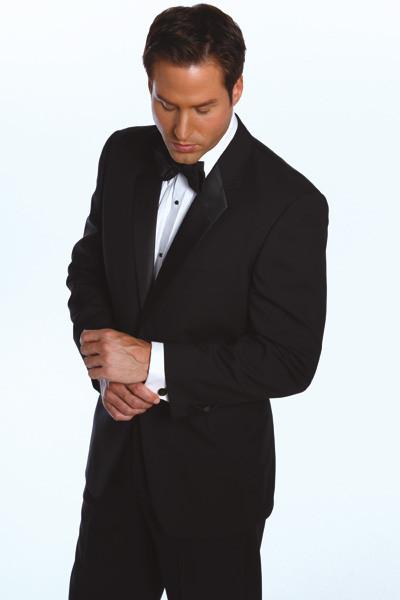 f5c606cff65 Premium 1 Button Wool Tuxedo Package. Loading zoom. Premium 1 Button Wool  Tuxedo Package