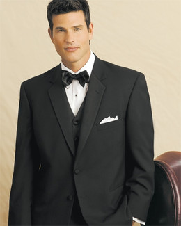 Super 100 Wool Tuxedo Package