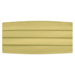 Satin Antique Gold Cummerbund
