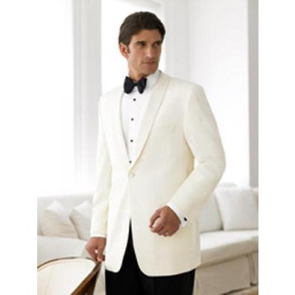 Super 100's Wool Dinner Jacket By Corbin