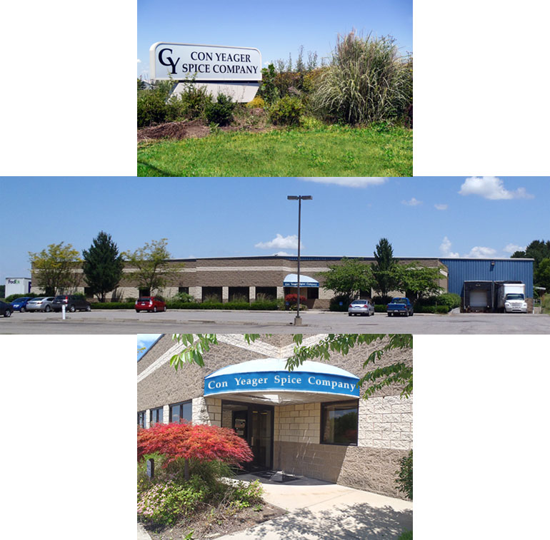 Retail Store, Customer Service & Distribution Headquarters, New Castle, PA