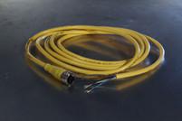 Cordset 5P M12/Open (4M) 13ft PVC