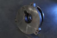 Travaini TRMB 32-75 Motor Plate/Adapter