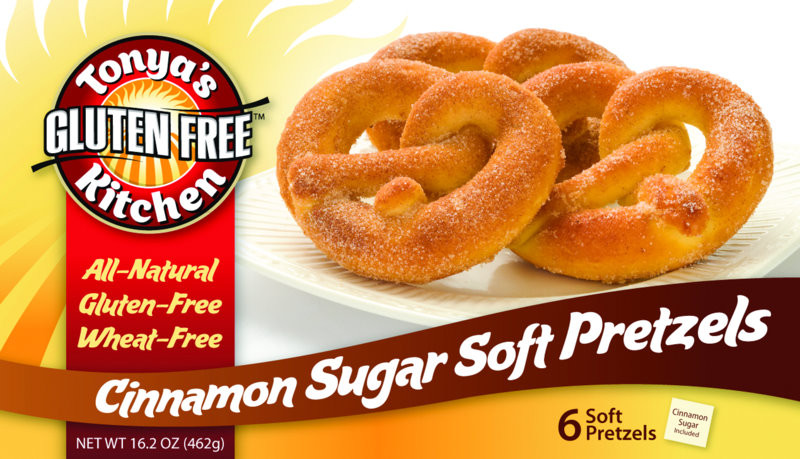 Gluten Free Cinnamon Sugar Soft Pretzels By Tonya S Gluten Free Bakery