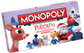 Rudolph The Red Nosed Reindeer Collector's Edition Monopoly Board Game