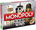 Doctor Who 50th Anniversary Collector's Edition Monopoly