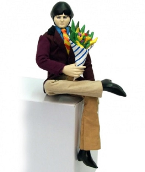 Paul Mccartney 13 The Beatles Yellow Submarine 16 Figure W