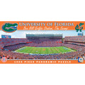 University Of Florida Ben Hill Griffin Stadium Panoramic 1000 Piece Jigsaw Puzzle