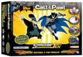Batman & The Penguin Cast & Paint Shadow Tek Craft Kit