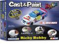 RICKY BOBBY Talladega Nights Krazy Kars Cast & Paint NASCAR Craft Kit