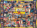 AND THE WINNER IS 1000 Piece Jigsaw Puzzle