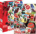 COCA COLA COLLAGE 1000 Piece Jigsaw Puzzle