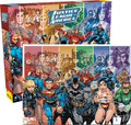 JUSTICE LEAGUE OF AMERICA HEROES DC Universe 1000 Piece Jigsaw Puzzle