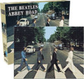 THE BEATLES ABBEY ROAD ALBUM 1000 Piece Jigsaw Puzzle