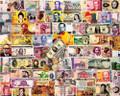A WORLD OF MONEY 550 Piece Jigsaw Puzzle